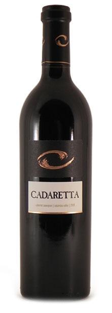 2008 Cadaretta Cabernet Sauvignon