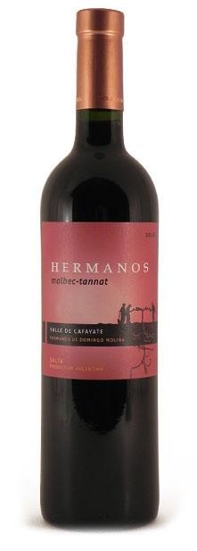 "2010 Finca ""Domingo Hermanos"" Malbec/Tannat"