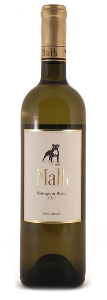 2011 Malk Vineyards Sauvignon Blanc