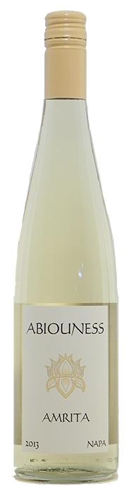 "2013 Abiouness ""Amrita"" White Wine"