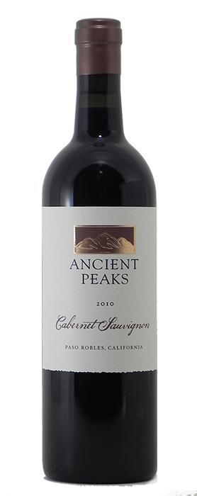 2010 Ancient Peaks Cabernet Sauvignon