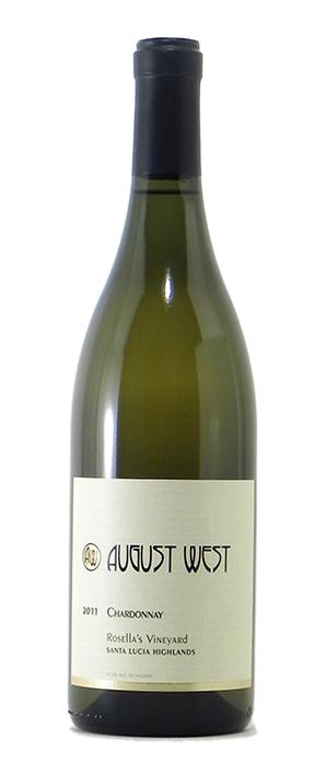 "2011 August West ""Rosella's Vineyard"" Chardonnay"