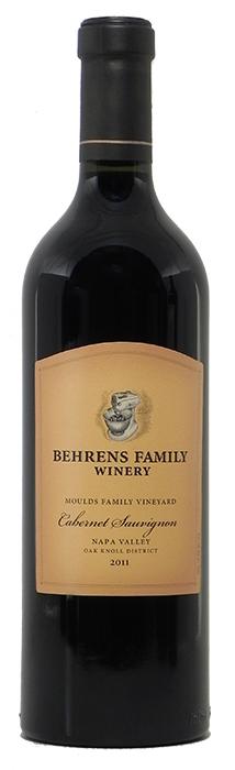 2011 Behrens Moulds Cabernet Sauvignon $85