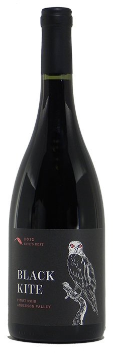 "2012 Black Kite ""Kite's Rest"" Pinot Noir"