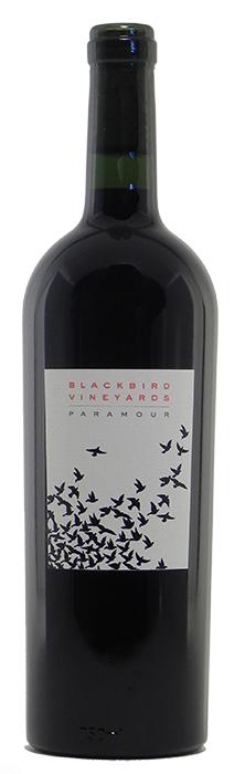 "2011 Blackbird ""Paramour"" Red Wine"