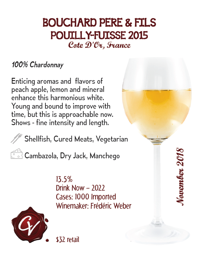 Bouchard Pere & Fils Pouilly-Fuisse