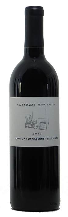 "2012 C&T ""Rooftop Red"" Cabernet Sauvignon"