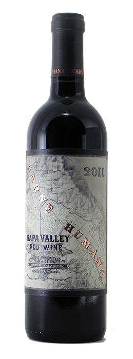 2011 Carne Humana Red Wine