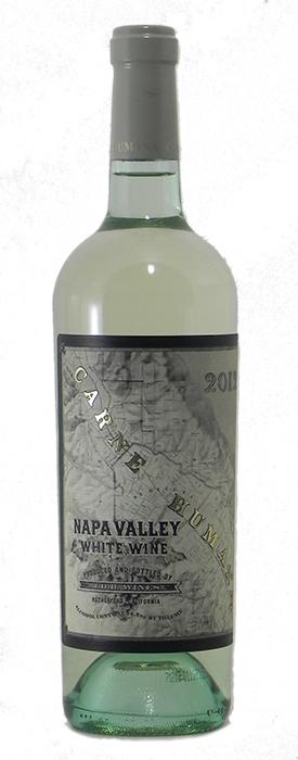 2012 Carne Humana White Wine