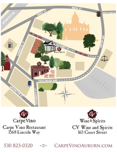 Carpe Vino Auburn