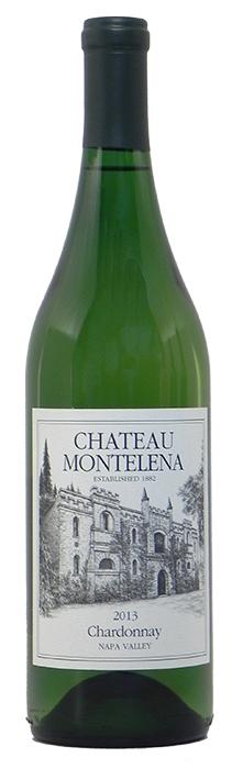2013 Chateau Montelena Chardonnay $50