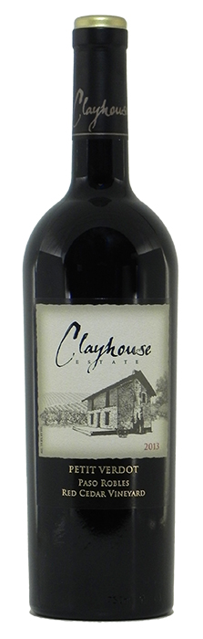 2013 Clayhouse Petit Verdot $40