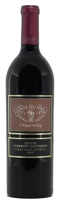 """2012 Clos du Val """"Stags Leap District"""" Cabernet Sauvignon $74.95"""