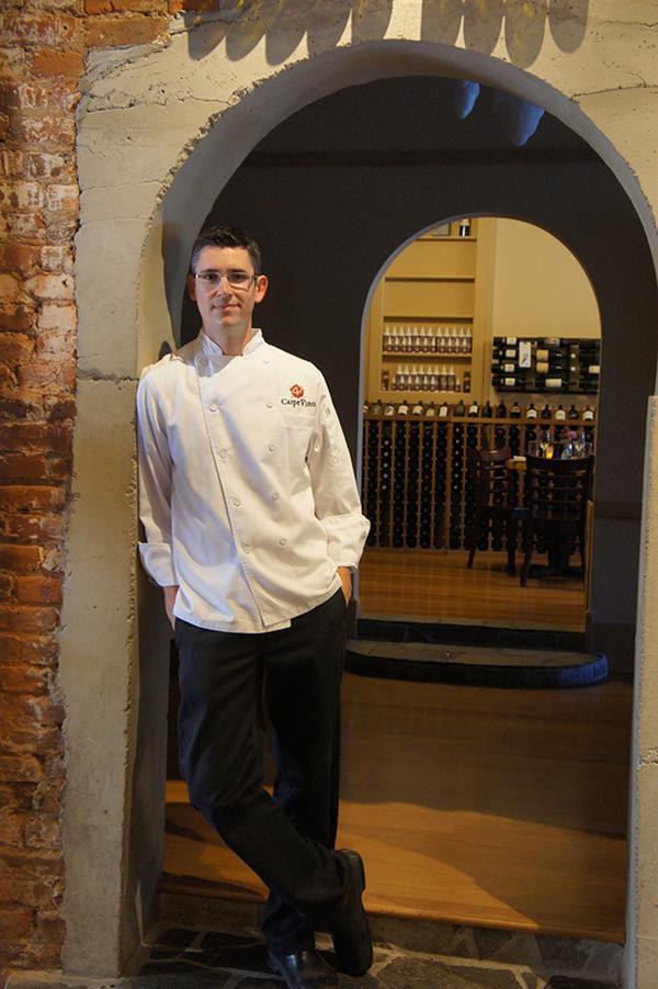 Chef Eric Alexander