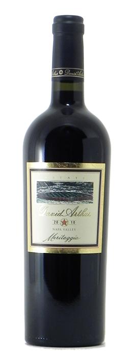 """2010 David Arthur """"Meritaggio"""" Red Wine"""