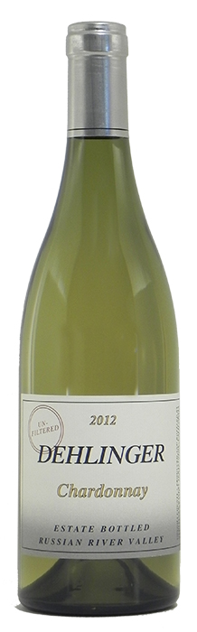 2012 Dehlinger Estate Chardonnay