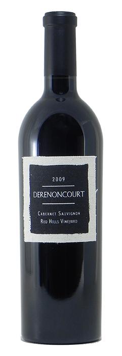 2009 Derenoncourt Cabernet Sauvignon