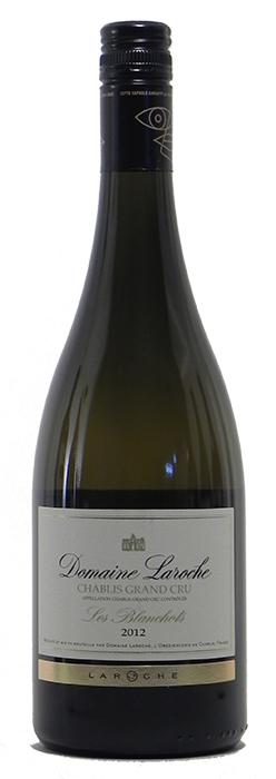 2012 Domaine Laroche Chablis Grand Cru Les Blanchots $89.95