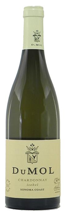 """2012 Dumol """"ISOBEL"""" Chardonnay $79.95"""