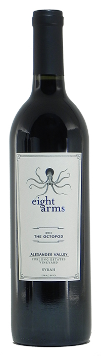 "2011 Eight Arms ""The Octopod"" Syrah"