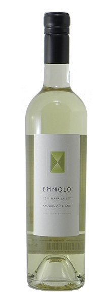 2011 Emmolo Sauvignon Blanc