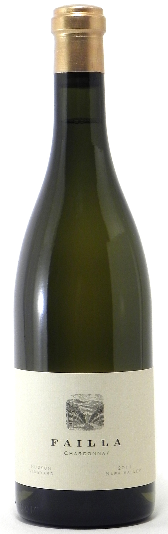 "2011 Failla ""Hudson Vineyard"" Chardonnay"