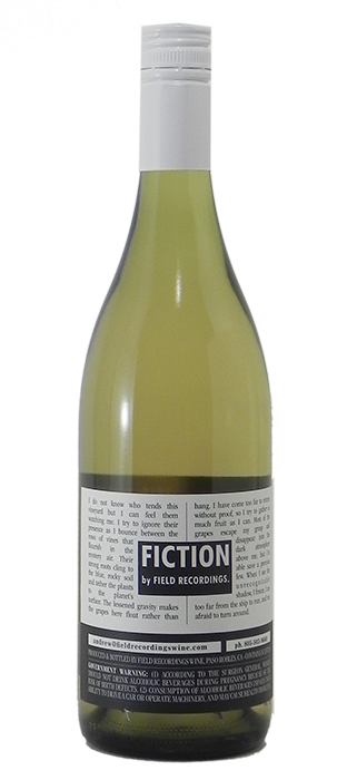"Field Recordings ""Fiction White"" Pinot Gris"