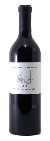 "2011 C&T Vineyards ""Front Porch"" Merlot"