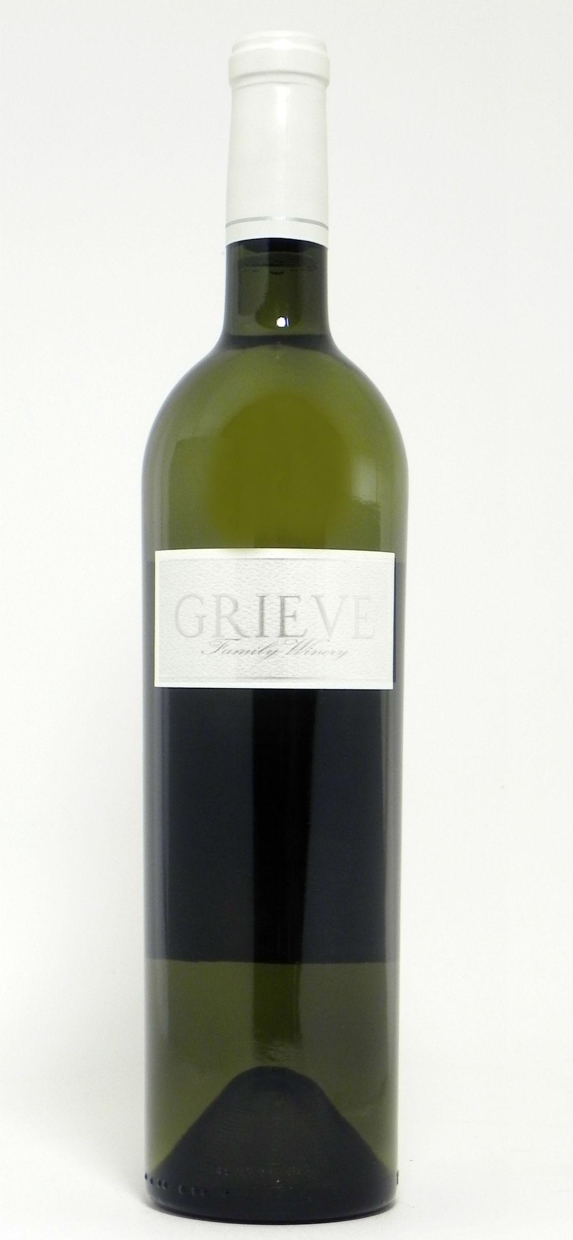 2010 Grieve Sauvignon Blanc