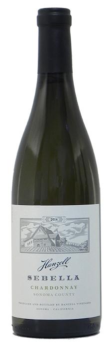 2014 Sebella Chardonnay (Hanzell) $32.95