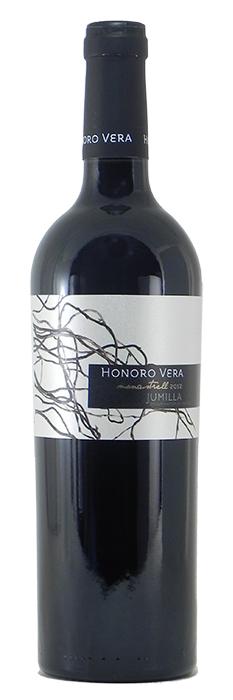 2012 Honoro Vera Monastrell