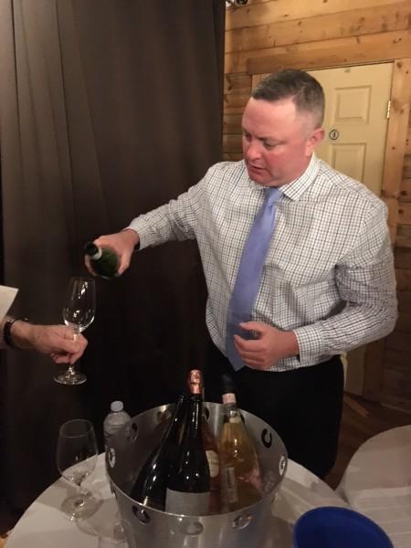 Champagne Tasting 9/2017