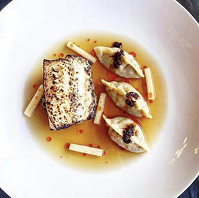 miso cured black cod