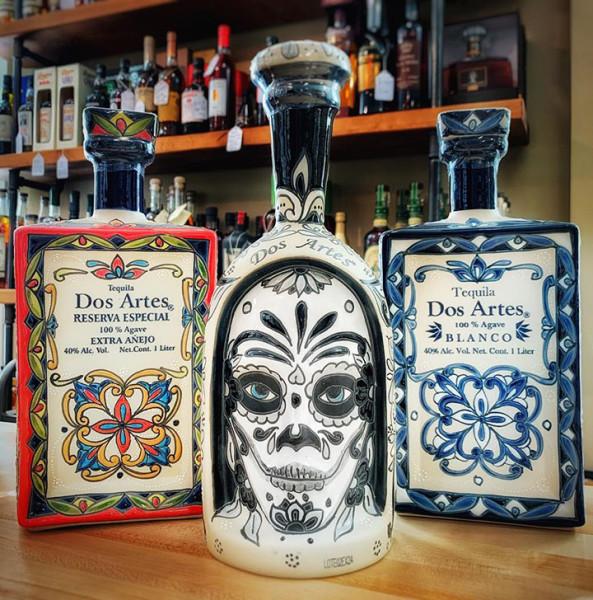 Dos Artes Tequila