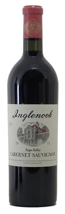 2011 Inglenook Cask