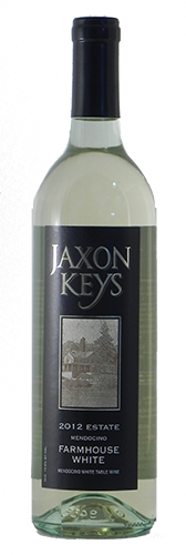 2012 Jaxon Keys Farmhouse White