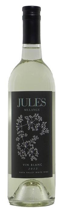 """2013 Jules """"Mélange"""" Vin Blanc"""
