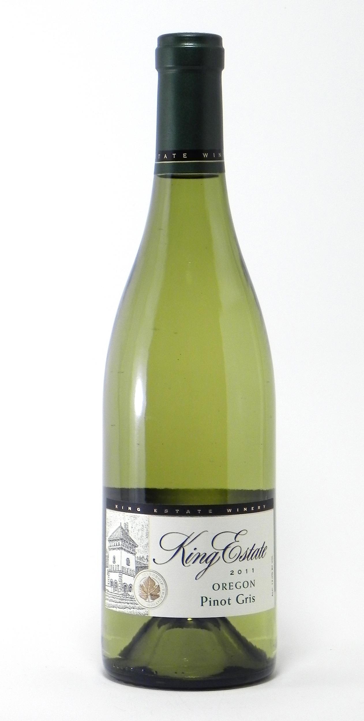 2011 King Estate Pinot Gris