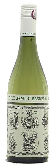 2013 Chateau Saint Cosme Little James' Basket Press Blanc
