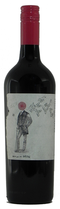 """2013 Madness & Cures """"Sanity"""" Red Wine"""