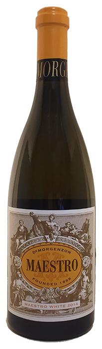 """2014 De Morgenzon """"Maestero"""" White Wine $29"""