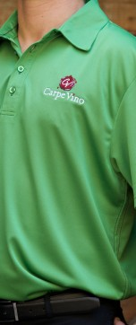 Mens-Polo-Green