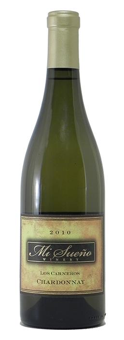 """2010 Mi Sueno """"Los Carneros"""" Chardonnay"""