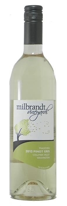 2013 Milbrandt Vineyards Pinot Gris Traditions