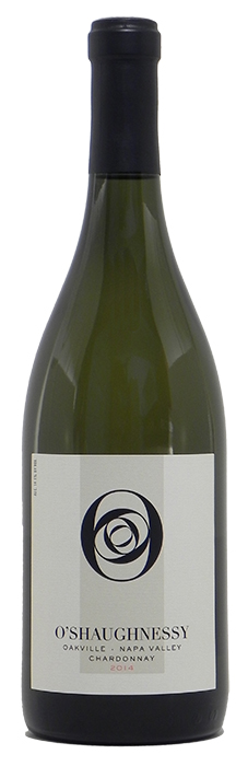 "2014 O'Shaughnessy ""Oakville"" Chardonnay $54.95"
