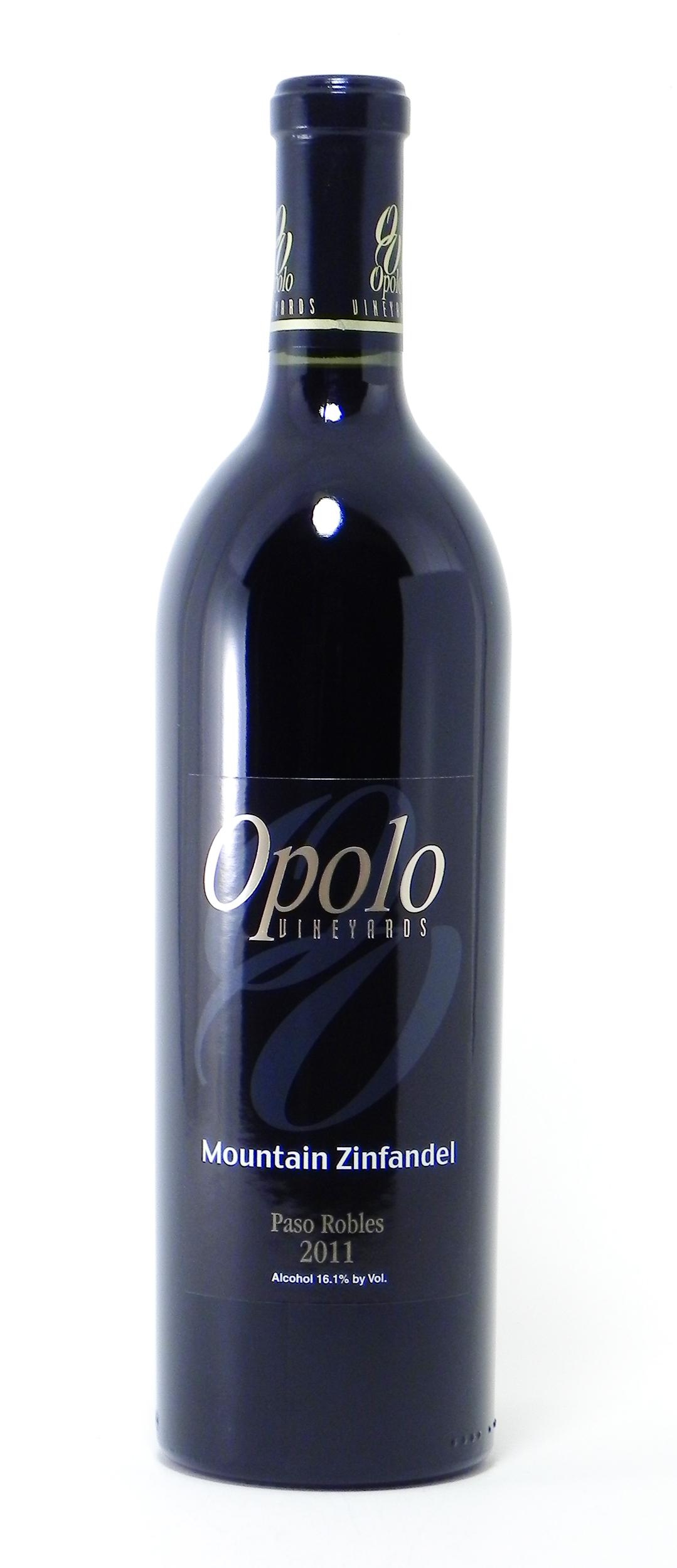 """2011 Opolo """"Mountain"""" Zinfandel"""