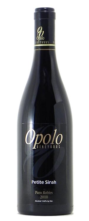 2010 Opolo Petite Sirah
