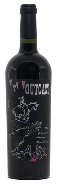 2011 Outcast Cabernet Sauvignon $34.95