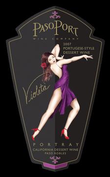 PasoPort Violeta