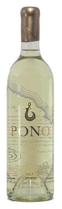 2015 Pono White Wine $45.00